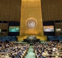 """Estados Unidos """"vetará indiscutiblemente"""" el proyecto de resolución de la ONU. - Foto: UN"""