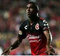 Miller Bolaños juega en Xolos desde el 2017 procedente de Gremio de Brasil.