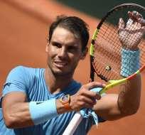 Los tres tenistas son favoritos a ganar el Grand Slam. Foto: Eric FEFERBERG / AFP