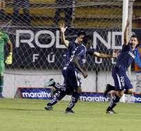 La 'chatoleí' venció 1-0 a 'Papá' en el estadio Gonzalo Pozo Ripalda. Foto: API