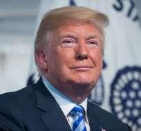 Trump había cancelado la cumbre hace semanas. Foto: AFP