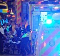 En 2017 Reino Unido sufrió cinco atentados que dejaron 35 muertos. Foto: Archivo/AFP.