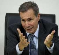 Nisman fue asesinado en enero de 2015. Foto: AP