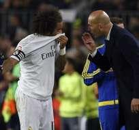 Zidane renunció a Real Madrid apenas cinco días después de haber logrado su tercera Champions League consecutiva. Foto: AFP
