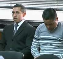 Corte decidirá si ratifica o no la sentencia contra implicados en 30-S. Foto: Captura de video