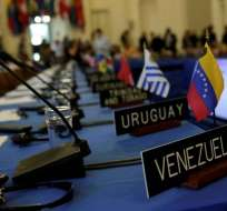 7 países plantean suspensión de Venezuela de OEA. Foto: Archivo