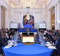 Ecuador propone una consulta popular para refrendar el proceso electoral venezolano. Foto: Flickr OEA.