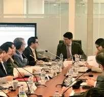 QUITO, Ecuador.- El proyecto de ley económica urgente busca modificar 18 normativas y contiene 45 artículos. Foto: Asamblea