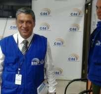 MANABÍ, Ecuador.- Pablo Flores fue notificado de la decisión este miércoles, lo reemplaza Luis de la A. Foto: Manavisión