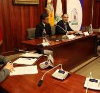 Se realizan ajustes para conocer la situación real del seguro social ecuatoriano. Foto: Twitter IESS.