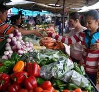ECUADOR.- Manta es la ciudad con mayor deflación mensual, al ubicarse en 0.70%, según el INEC. Foto: Archivo