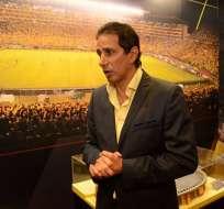 Cevallos también espera que Christian Alemán se desempeñe óptimamente. Foto: archivo