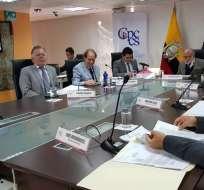 QUITO, Ecuador.- El Consejo de Participación Ciudadana tiene hasta cinco días para emitir su resolución final. Foto: Twitter