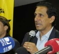 Cevallos admitió que no existen propuestas formales por Banguera ni Castillo. Foto: archivo