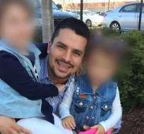 Pablo Villavicencio fue detenido trabajando por ser indocumentado y podría ser deportado. - Foto: CNN