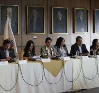 A Gustavo Jalkh y vocales de la Judicatura se les acusa de incumplimiento de funciones. Foto: API
