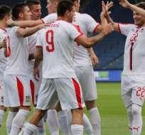 Serbia abre su participación en el Mundial ante Costa Rica
