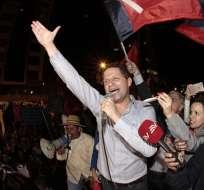 Mauricio Rodas no se postulará a reelección de la alcaldía. Foto: Archivo - API