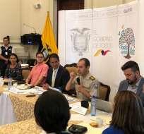Se registran 91 homicidios en lo que va de 2018, según comandante de Zona 8. Foto: Ecuavisa