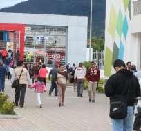 Para este proceso están habilitados 190.450 electores del cantón Loja. Foto: Archivo