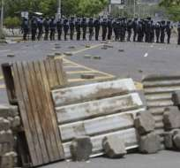 El diálogo se perfila como la principal salida a la turbulencia que vive Nicaragua. Foto: Archivo