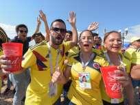 La cancillería del país sudamericano emitió un comunicado pidiendo respetar las leyes. Foto: LUIS ACOSTA / AFP
