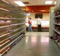 La intervención de los mercados fue anunciada por Maduro poco después de su reelección. - Foto: CNN