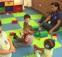 Se flexibiliza acceso a Educación Inicial 2. Foto: Referencial