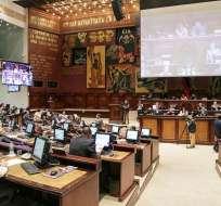 Asamblea recibirá en próximos días observaciones a la Ley de Fomento realizadas por Ejecutivo. Foto: Twitter Asamblea.