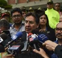 Estudio de ADN confirma que cuerpos hallados en Tumaco son los restos de los comunicadores. Foto: AFP