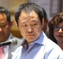 Hijo menor de Fujimori será investigado por supuesto cohecho y tráfico de influencias. Foto: AP