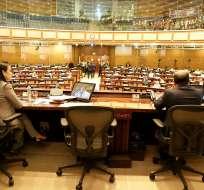 Asamblea pedirá a Corte Constitucional interpretar prohibición de arbitrajes. Foto: Flickr Asamblea