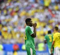 Los africanos no pasaron de ronda debido al Fair Play. Foto: AP Foto/Martin Meissner