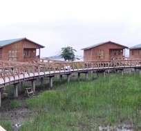 Cientos de turistas podrán visitar la Isla Santay. Foto: Archivo