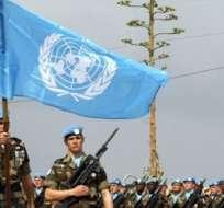 Acuerdan recortes para operaciones de paz de la ONU en presupuesto 2018-2019.