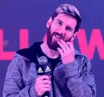 Messi es la mayor superestrella de Adidas. Foto: GETTY IMAGES