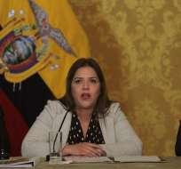En una entrevista, Correa se refirió a la discapacidad del presidente Lenín Moreno. Foto: API