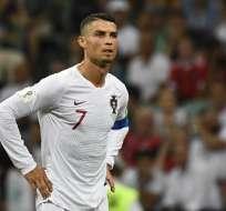 Este 3 de julio del 2018, medios españoles aseguraban que Juventus contrató a CR7. Foto: AFP.