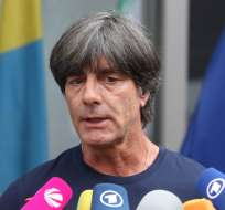 FRÁNCFORT, Alemania.- Löw ya se prepara para la Liga de Naciones. El 6 de septiembre Alemania se enfrentará a Francia. Foto: AFP