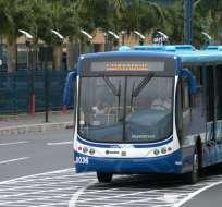 Familiares de niño atropellado por bus de Metrovía piden justicia. Foto: Referencial