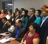Otros partidos creen que Correa no puede justificar asilo como persecución. Foto: Archivo / Sonorama