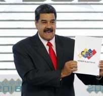 Funcionario EEUU: Trump planteó una invasión de Venezuela. Foto: AP
