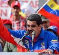 Asamblea Nacional aprobó este jueves resolución sobre situación de Venezuela. Foto: Archivo AFP
