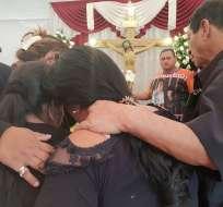 El sepelio de la pareja secuestrada y asesinada será el domingo 8 de julio. Foto: Diana Romero