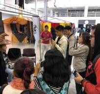 Los fanáticos de Harry Potter no se pueden perder este evento en el norte de Guayaquil. Foto: ecuavisa.com