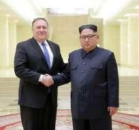"""Corea del Norte reiteró su petición de un desarme """"gradual"""". Foto: EFE"""