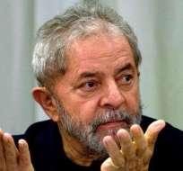 Lula continuará en la cárcel tras batalla judicial. Foto: AFP - Archivo