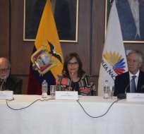 QUITO, Ecuador.- La propuesta apunta a recuperar e invertir recursos de delitos en programas de desarrollo. Foto: API