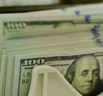 Banco Central y el IESS son los mayores prestamistas del Estado. Foto: Archivo AFP