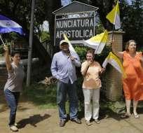 La CIDH confirma 264 muertos en Nicaragua por la represión policial. Foto: AFP